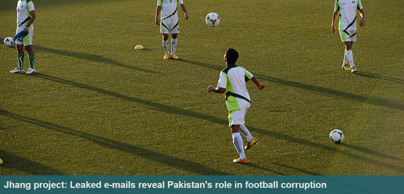 Football project in Jhang – the ends don't always justify the means! [Dawn]