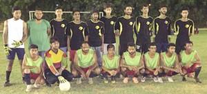Saqib Memorial vs FC  Blaze.........