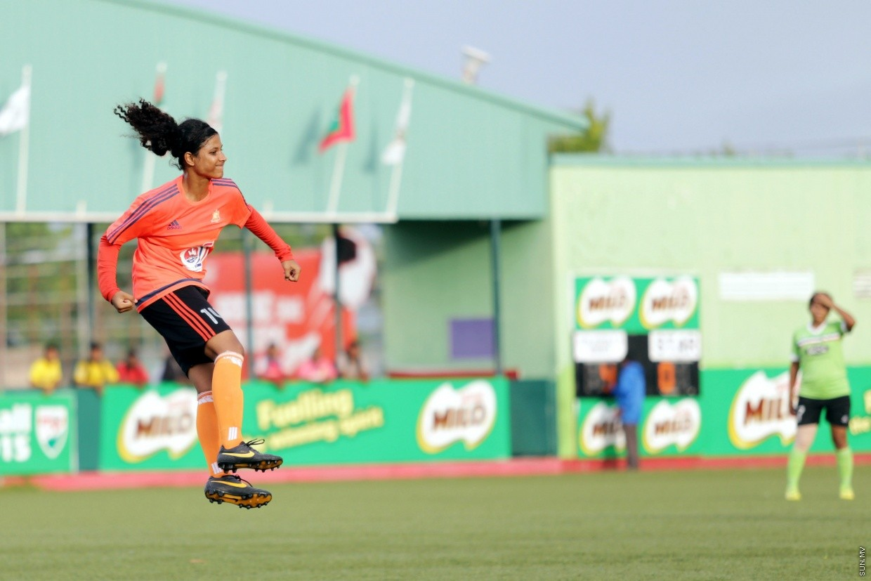 100 club goals — another high for Hajra [Express Tribune]