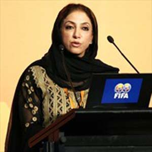 Rubina appointed member of AFC women committee [The News]