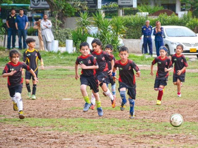 Pakistan football: The way forward [Express Tribune]