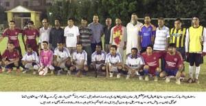 Lyari Brs vs Malir City with Farhan Khan