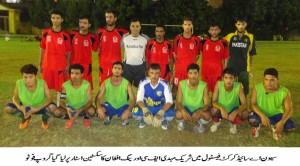 Mehdi FC vs Young Afghan