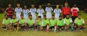 Muslim Brothers vs Etto FC