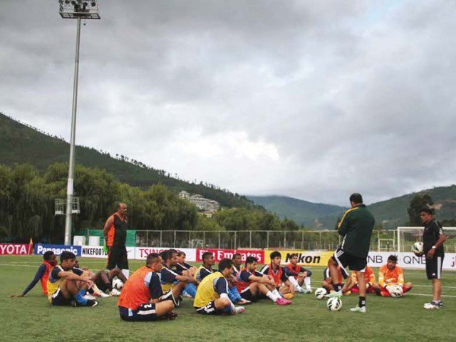 Starting them young: APFA Elite Academies to be inaugurated in three cities [Express Tribune]