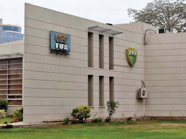 'Court v FIFA now' as world body upholds PFF elections [Dawn]