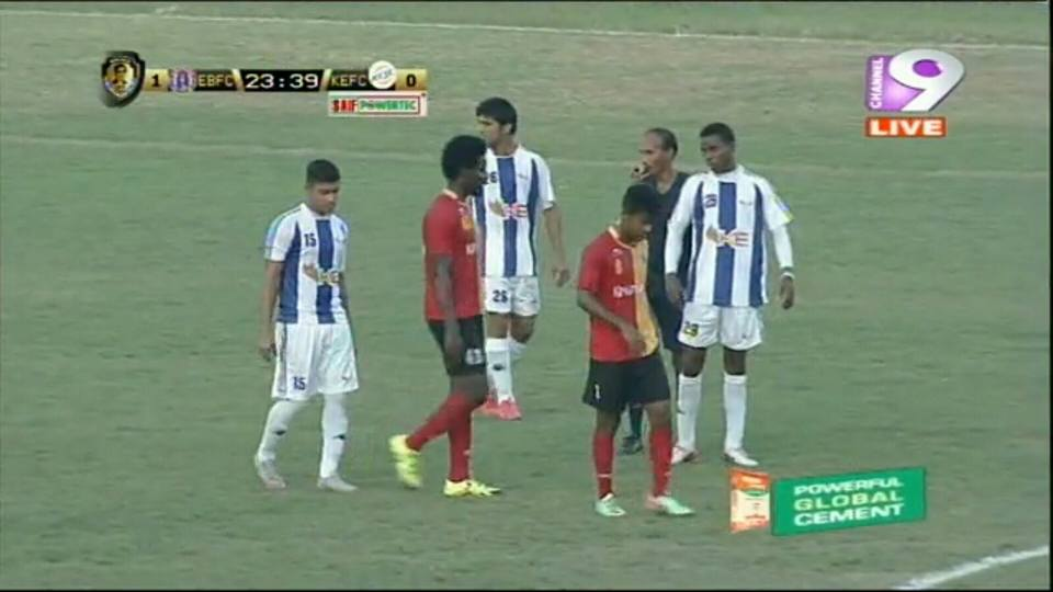 K-Electric still hoping despite 1-3 loss to East Bengal [Dawn]