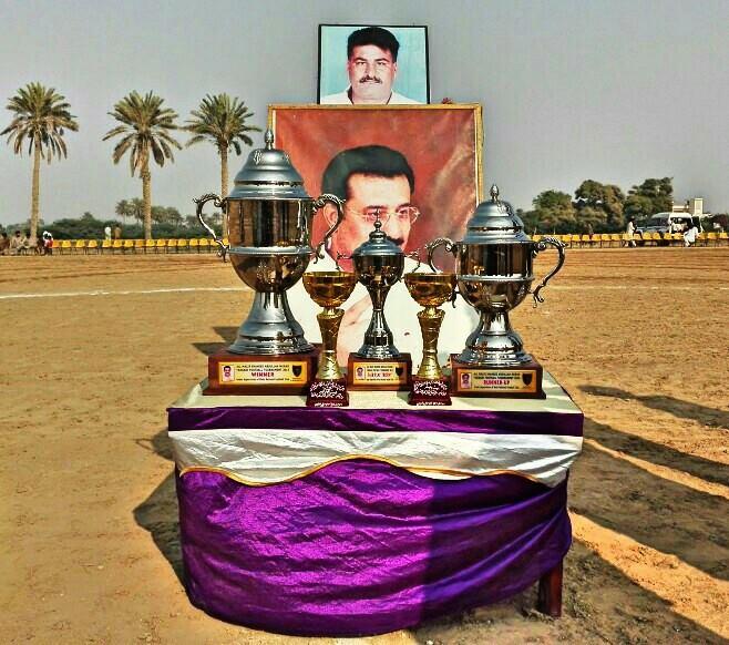 Malir Young Boys win All Malir Abdullah Murad Memorial Tournament