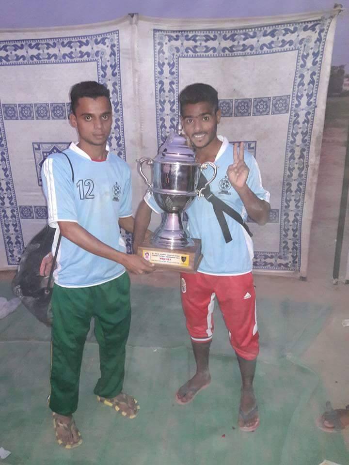 Malir Young Boys FC win Abdullah Murad Memorial Cup