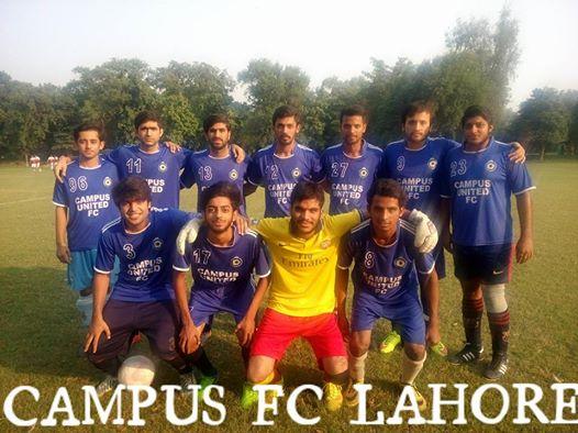 2nd Fame Football League-2015 Saleem Khan FC & Campus FC Match Draw[Press Release]