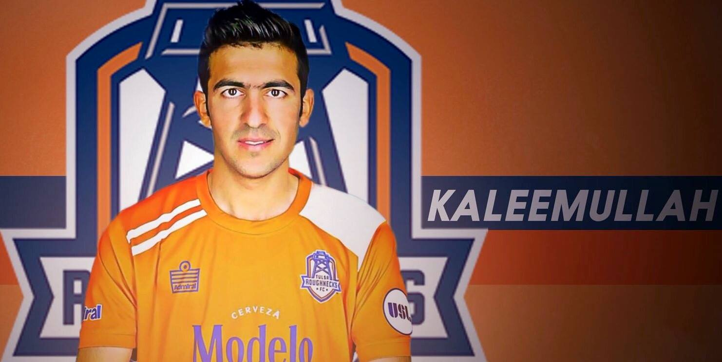 Kaleemullah joins Tulsa Roughnecks for USL 2016 season