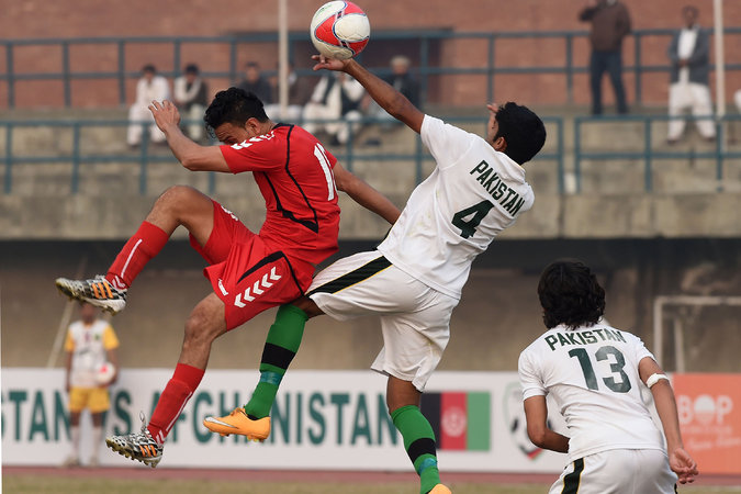 Pakistan Soccer in Turmoil, Both Off the Field and On [NYT]