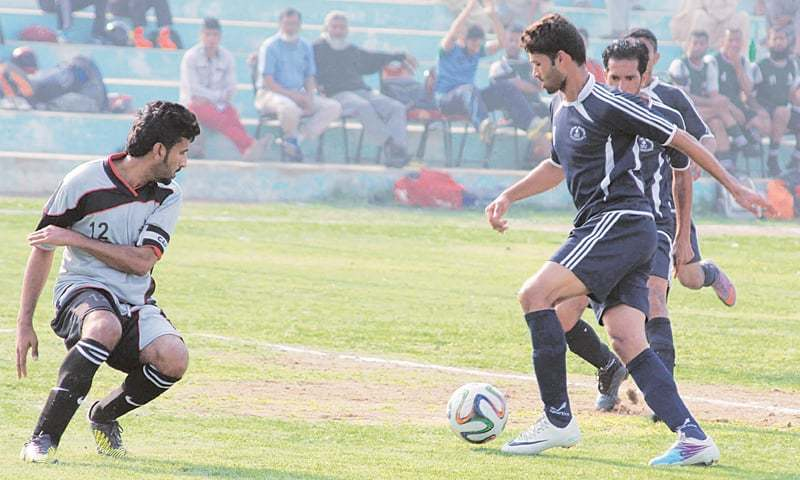 Threats to participating teams overshadow start of PFF Cup [Dawn]
