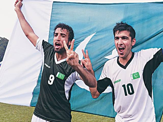 Without a professional league: Saddam Hussain fears for Pakistan's footballing future [Express Tribune]