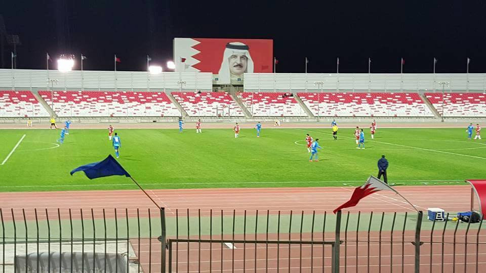 AFC Cup Playoff: Al-Hidd 2-0 K-Electric [the-afc.com]