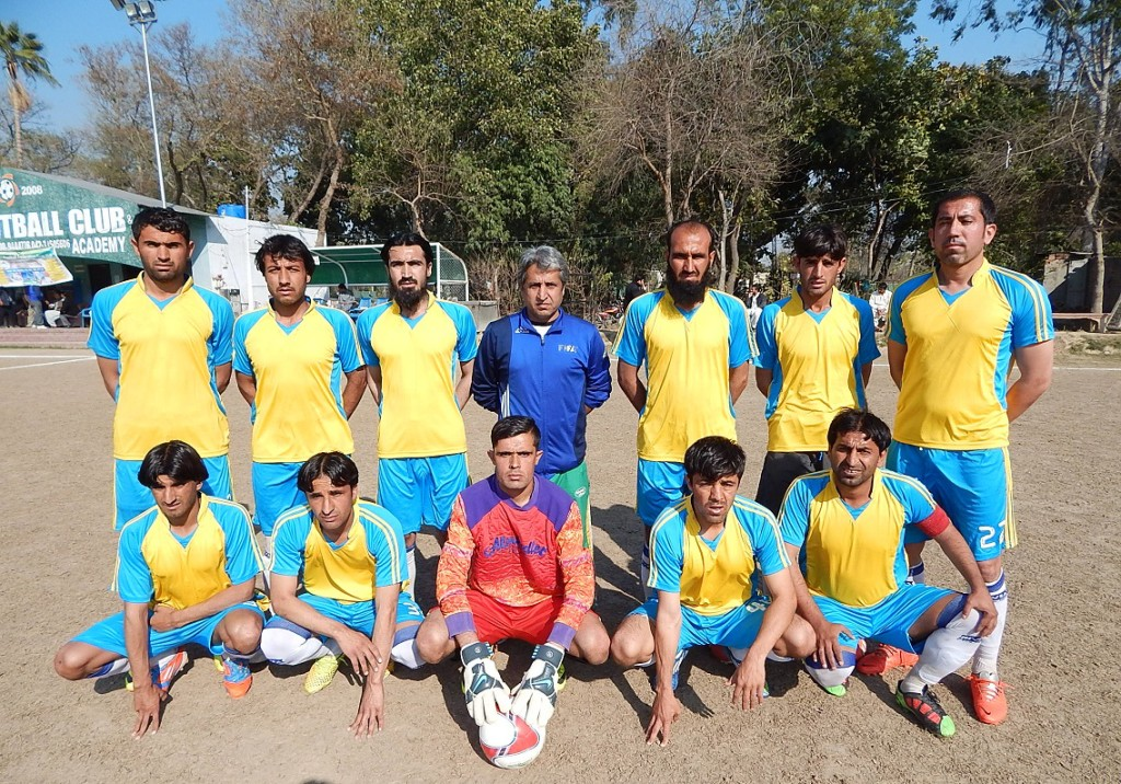IAGTC in PFF Cup 2016 before Saif Tex match