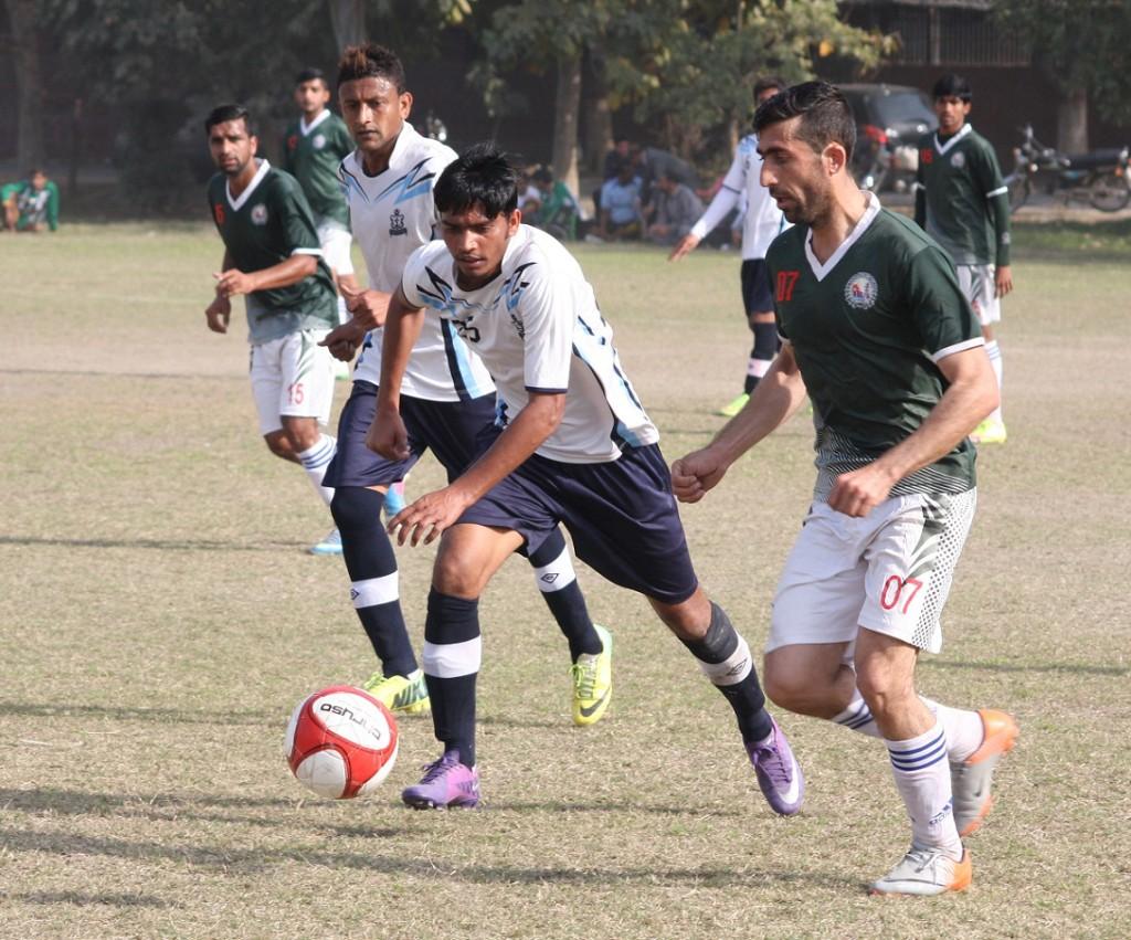 Jadeed Khan Pathan (WAPDA vs Navy) PFF Cup 2016