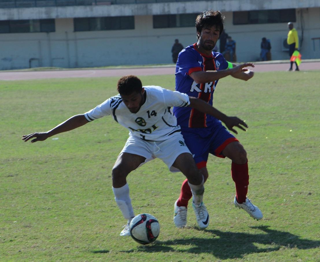 KRL vs NBP - PFF Cup 2016 final