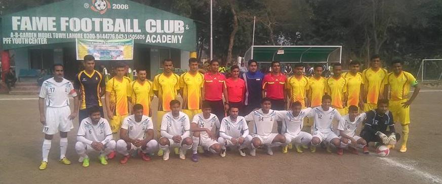 Navy vs SSGC - PFF Cup 2016