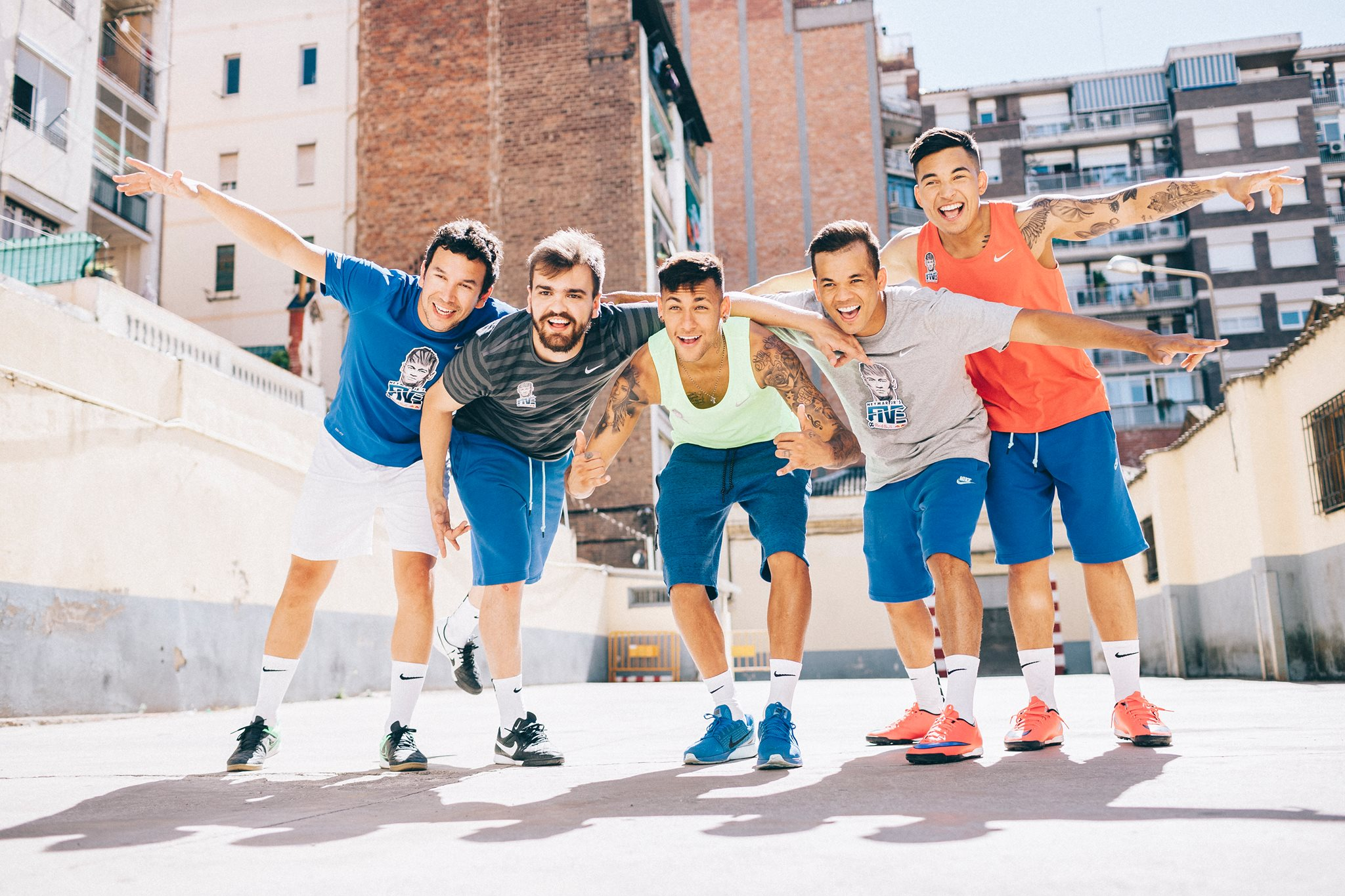 Neymar Jr's Five set to excite young footballers in Pakistan [Dawn]