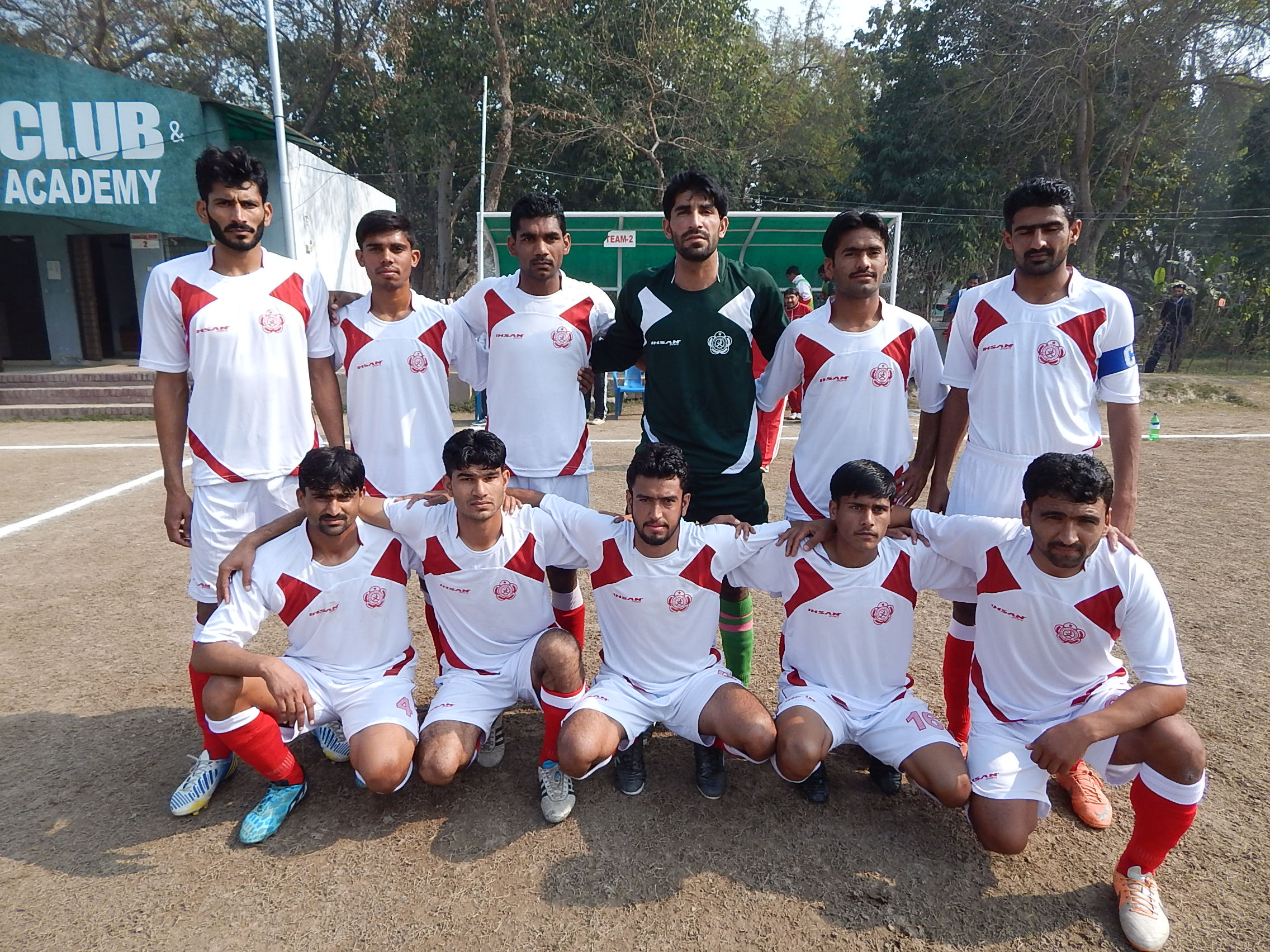 Pak Army in PFF Cup 2016
