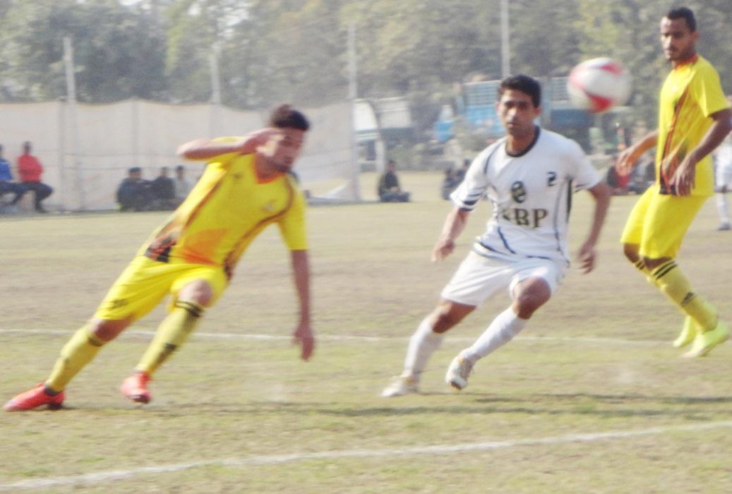 Rangers Aman Football Tournament: SSGC defeat hapless Balochistan 2-0 [Express Tribune]