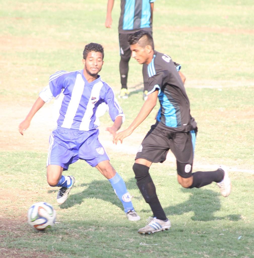 Sindh Govt Press vs Gwadar Port Authority - PFF Cup 2016