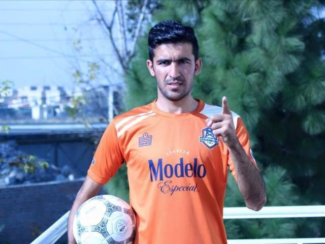 Kaleemullah hopes to find goalscoring form soon [Express Tribune]
