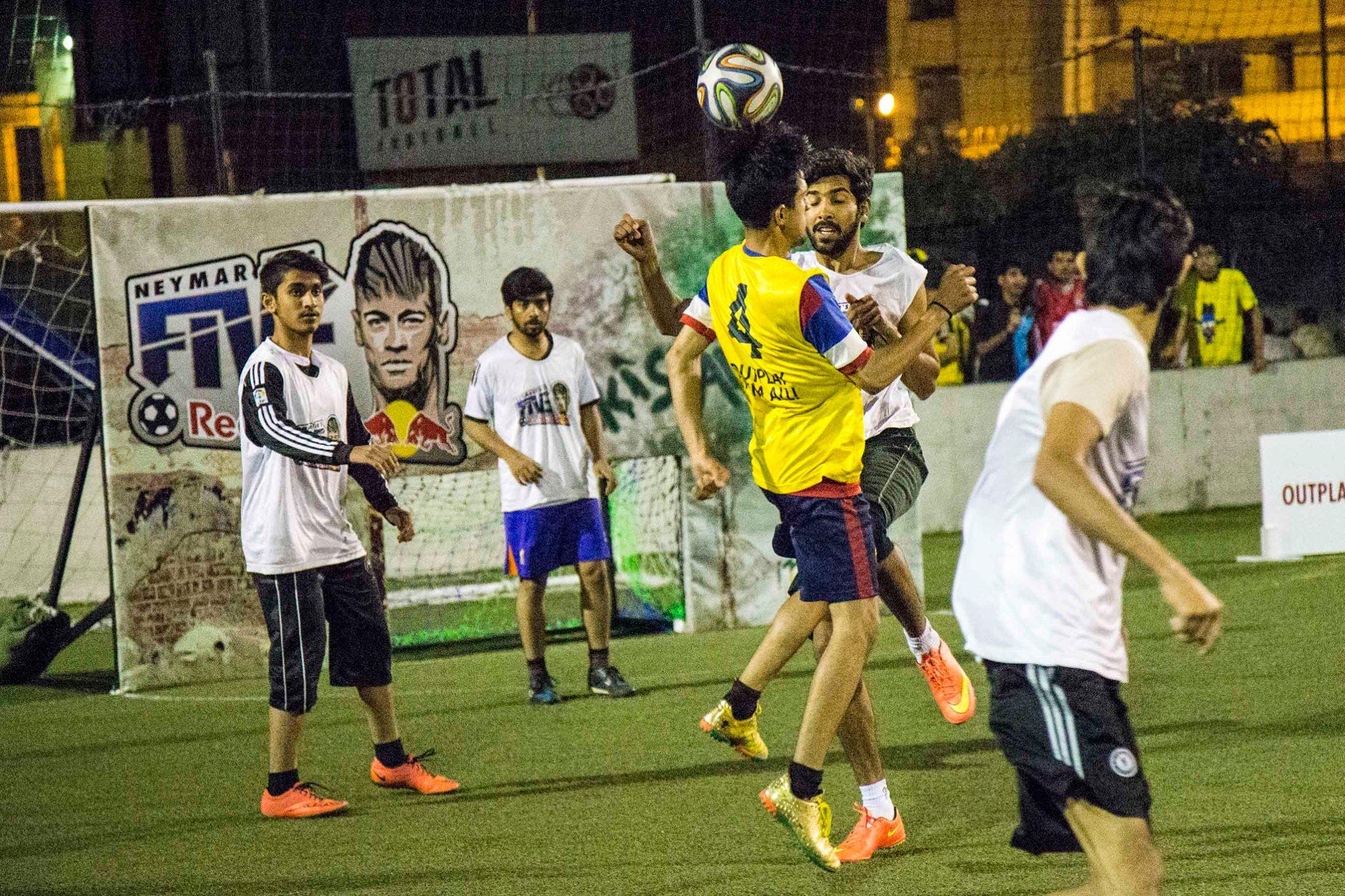 Neymar Jr's Five Islamabad leg action