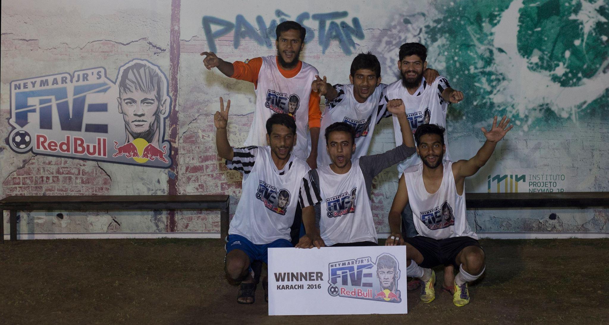 Steel Town FC 2 win Karachi qualifiers [Dawn]