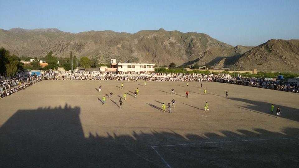 Govt Centennial Model High School Ground Landikotal, Khyber Agency