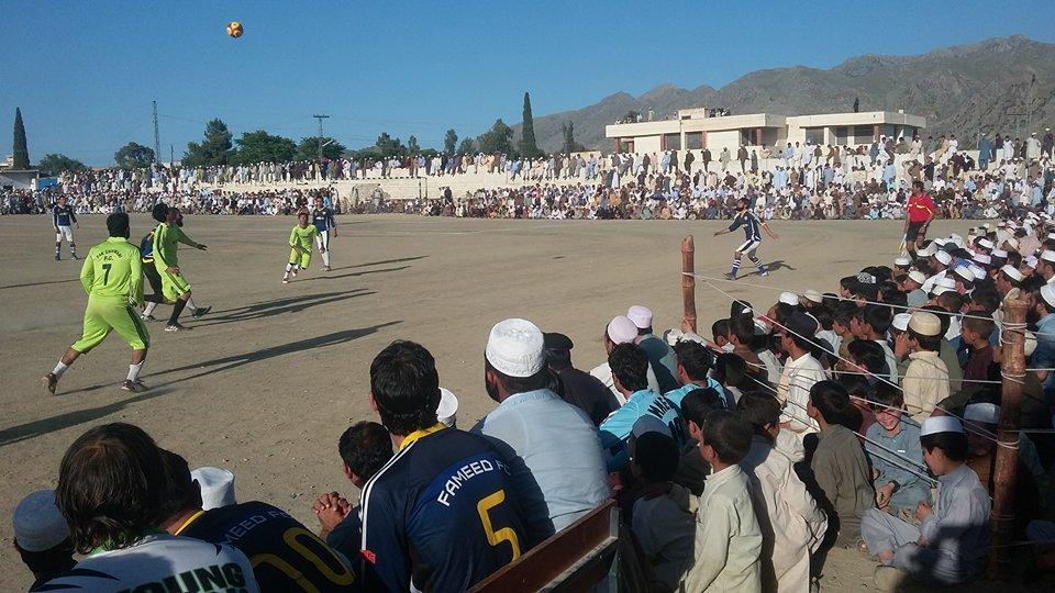 Pak Shinwari FC crowned Landikotal football champions