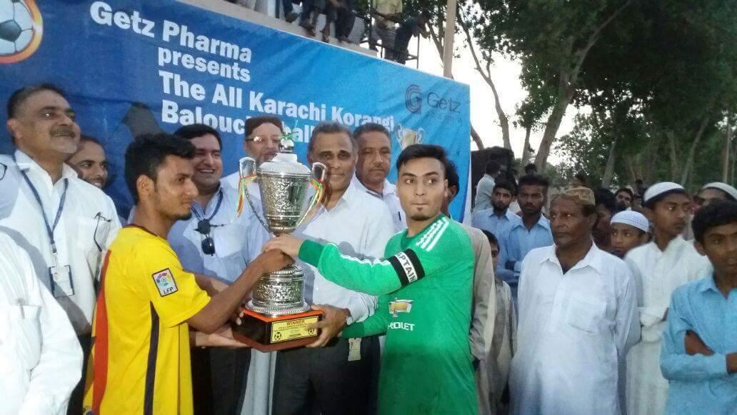 All Brothers win Getz Pharma Korangi Baloch Challenge Cup 2016