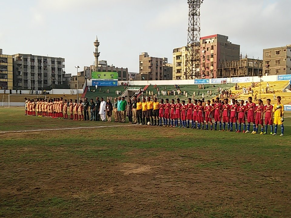 Imam Baksh Sajidi XI win Lyari Football League [The News]