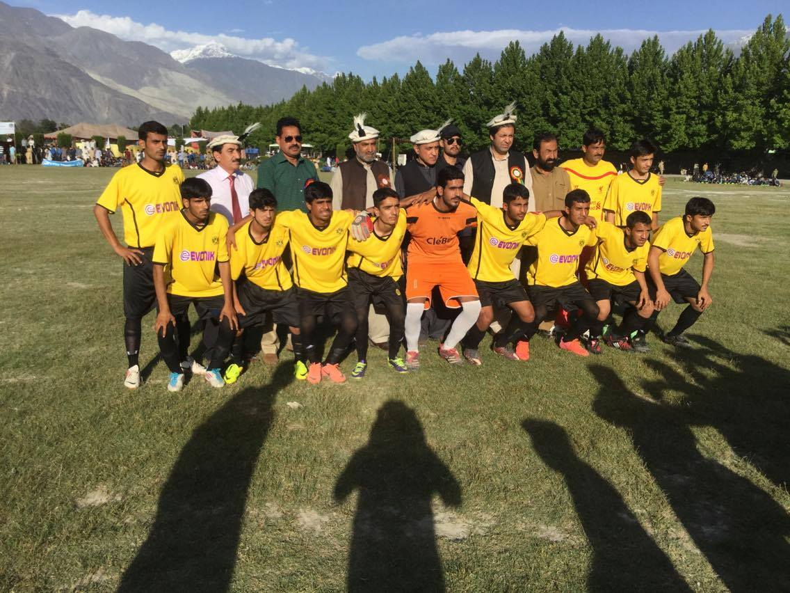 Sindh, Islamabad reach U-17 football final [Dawn]