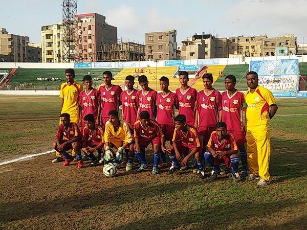Team Imam Baksh Sajidi - KE Lyari League 2016 finalists