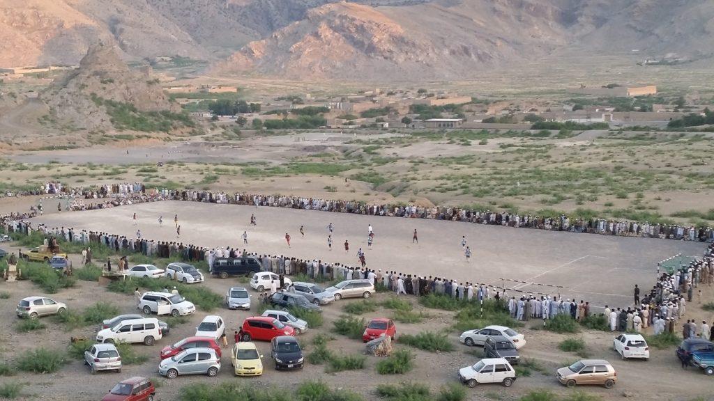 Khyber Kunj Ground in Khyber Agency FATA.