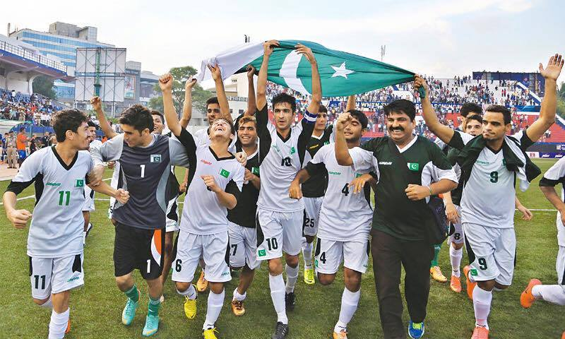 Pakistani football players' association set to become reality [Express Tribune]