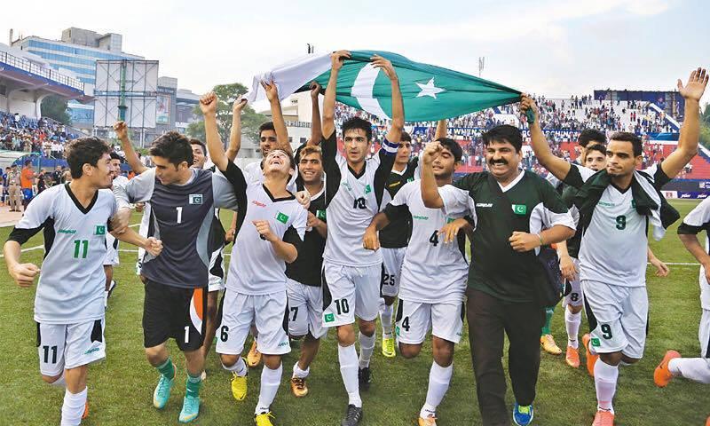 The saga of Pakistan's footballers [TNS]