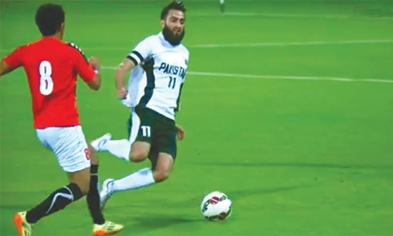 Asian Games, SAFF Cup Hassan ready to play for Pakistan [The News]