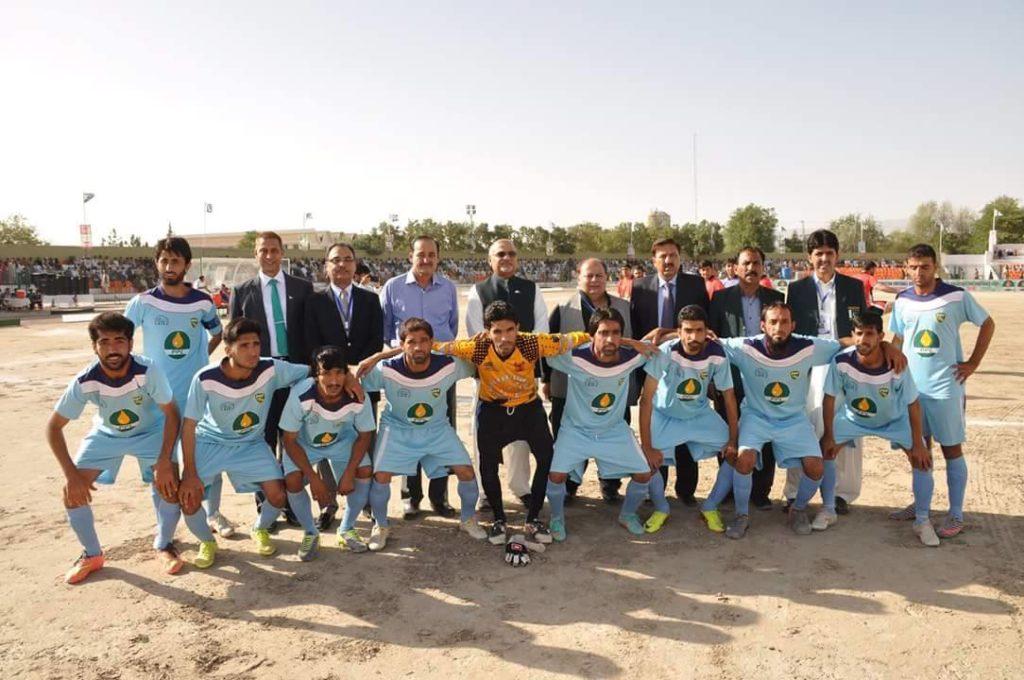 Quetta in PPL Balochistan Cup 2016 final