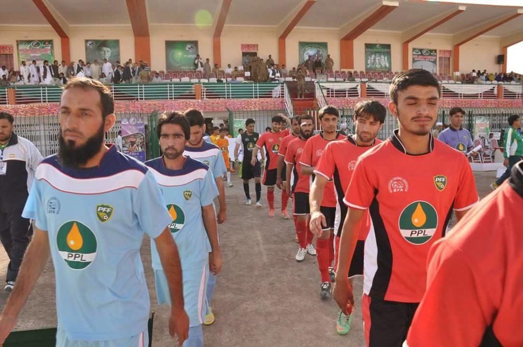 Quetta vs Chaman - PPL Balochistan Cup 2016 final
