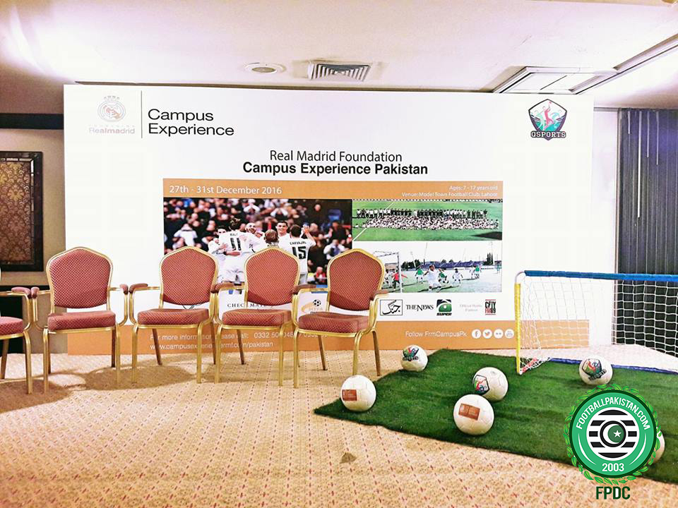 Real Madrid Campus comes to Pakistan