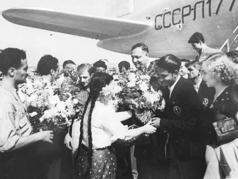 masood-fakhri-toured-ussr-and-romania-with-east-bengal-in-1953