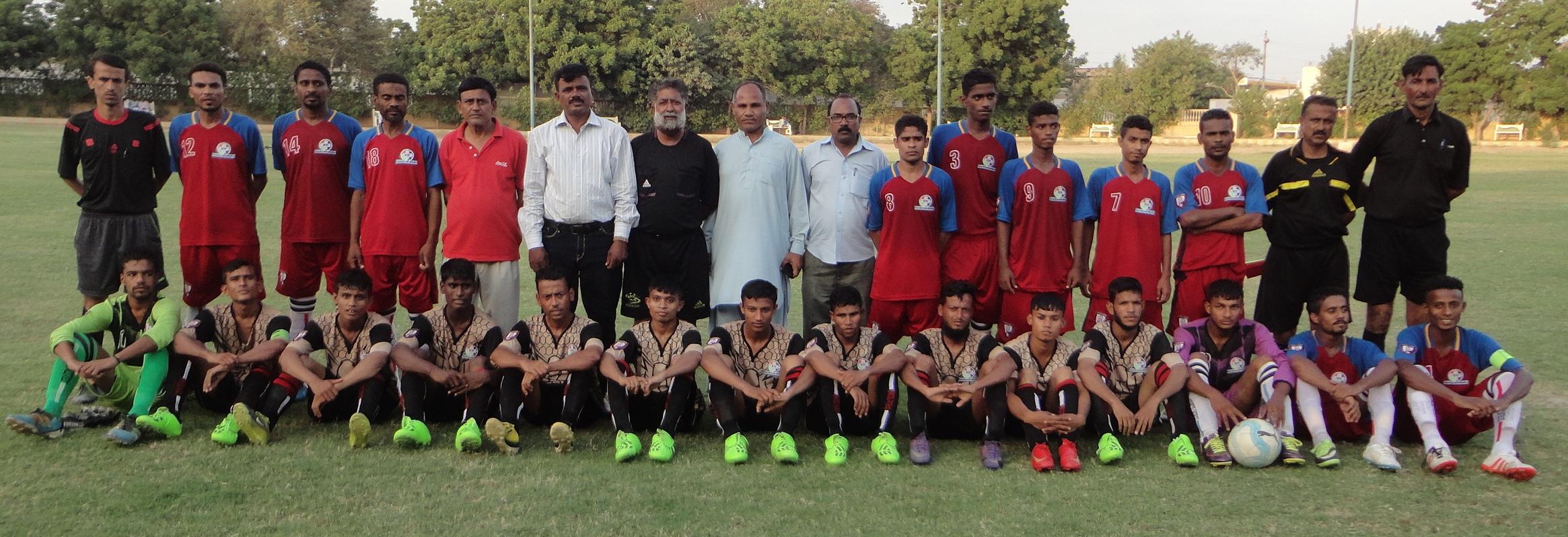 Makran Sports and Jalal Murad win in KFL