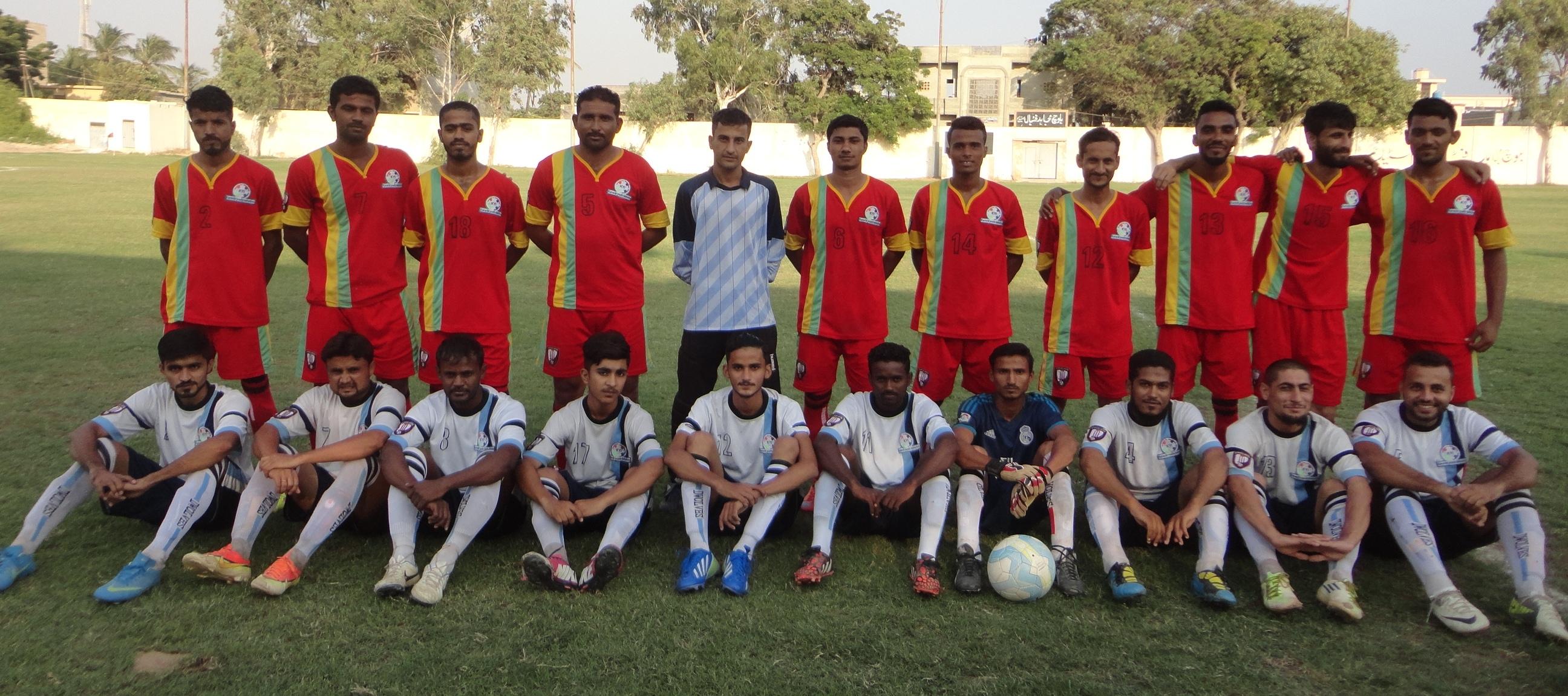 Shafi XI up set Karachi United