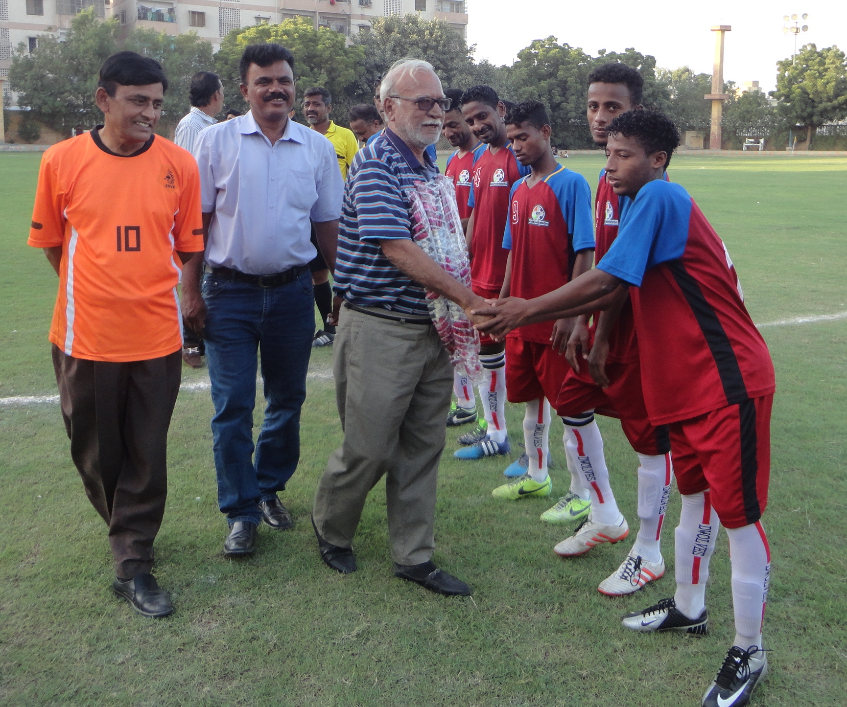 Jalal Murad win over 16 Star