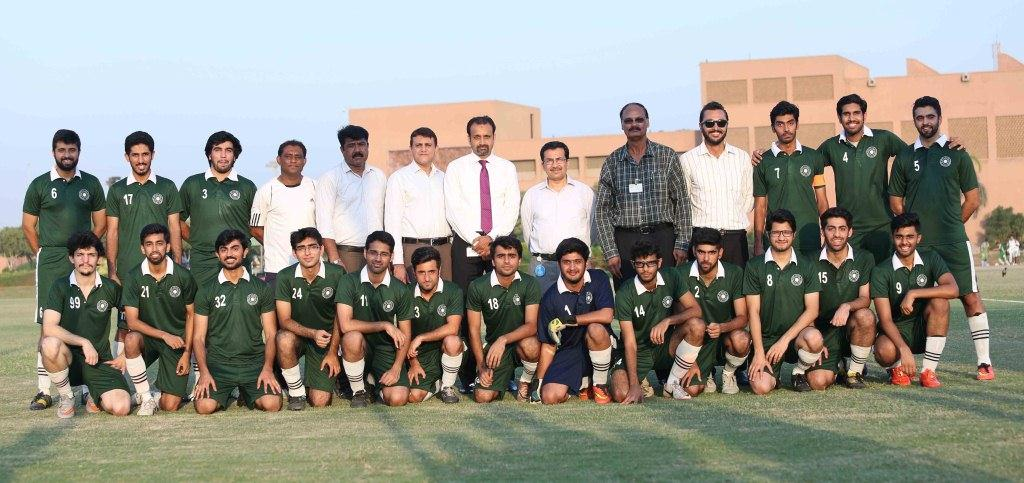 14th AKU Inter University Football Tournament 2016 Inaugurated