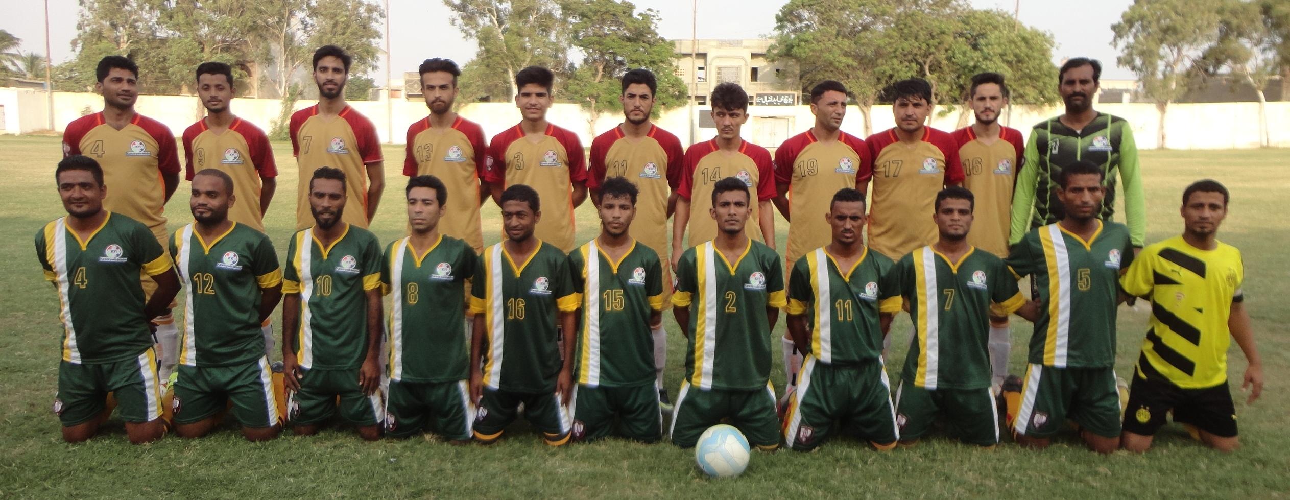 Makran Sports surprisingly defeated Lal Bakhsh