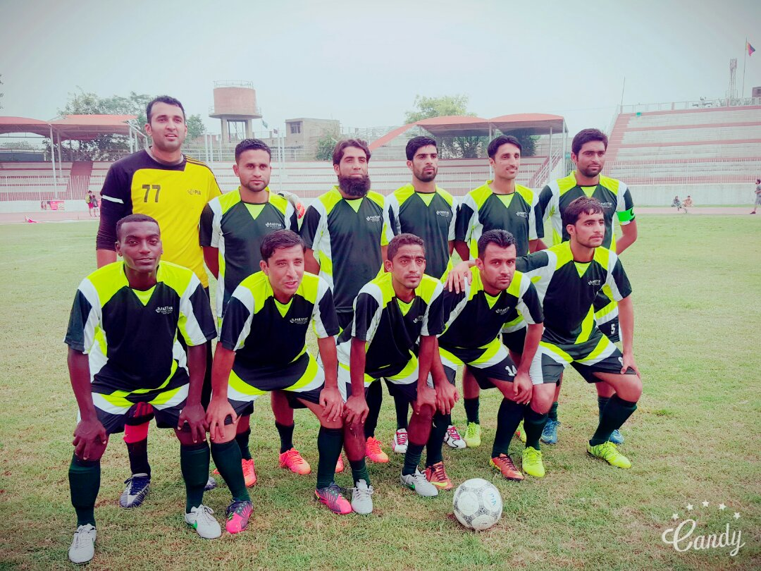 PAF to face PIA in All-Pakistan Shama Challenge Football Cup final [Pak Observer]